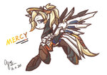 crossover mercy ogre overwatch ponified