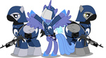 cobra_commander cobra_trooper crossover g.i._joe highres princess_luna tensaioni transparent vector