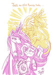 book highres jowybean luster_dawn princess_celestia princess_twilight twilight_sparkle
