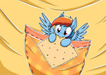 cracker highres little otakuap rainbow_dash