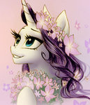 flowers highres katputze rarity
