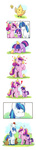 chicken comic ende26 filly princess_cadance shining_armor twilight_sparkle young