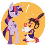 agnes despicable_me twilight_sparkle yousukou