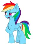 esfelt highres rainbow_dash
