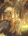 applejack forest mirroredsea