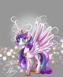 grown_up highres princess_flurry_heart selinmarsou