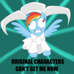 :gonk: c4tspajamas flying_nun parody rainbow_dash the_fucking_fandom