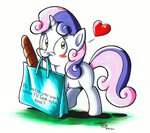 bag bread sweetie_belle tobibrocki