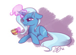 coffee cup famosity magic the_great_and_powerful_trixie transparent