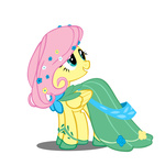 fluttershy highres takua770 transparent vector