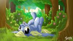 derpy_hooves flowers highres mysticalpha wallpaper