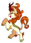 absurdres autumn_blaze bigmoon206 highres kirin