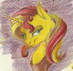 skybounddeos sunset_shimmer traditional_art
