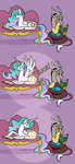 book comic discord highres merrypaws princess_celestia