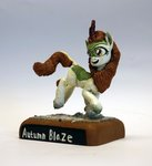 autumn_blaze kirin photo sculpture ubrosis