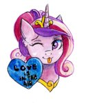 moonlight-ki princess_cadance traditional_art