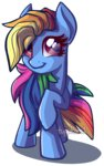 highres rainbow_dash tuppkam1