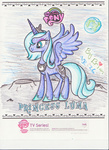 badzerg moon princess_luna