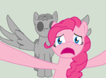 crossover doctor_who pinkie_pie ponified qaxis weeping_angel