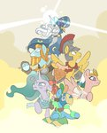 flash_magnus highres mage_meadowbrook metal-kitty mistmane rockhoof somnambula starswirl_the_bearded