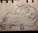 mychelle princess_celestia traditional_art