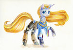 maytee ponified princess_zelda