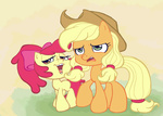 :gonk: apple_bloom applejack g3.5 generation_leap peppersupreme