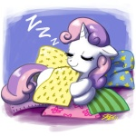 johnjoseco sleeping sweetie_belle