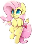 fluttershy loneless-art