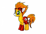 crossover dc_comics icollectluck kid_flash ponified