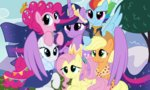applejack fluttershy highres main_six pinkie_pie princess_twilight rainbow_dash rarity spindlespice twilight_sparkle