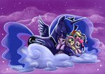 adlynh applejack fluttershy pinkie_pie plushie princess_luna rainbow_dash rarity toy twilight_sparkle