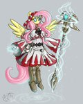 anthro blackmorass final_fantasy fluttershy highres