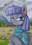 lexx2dot0 maud_pie rock_farm traditional_art
