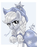 applejack clothes costume ghost highres joakaha spirit_of_hearth's_warming_past