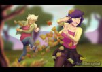 applejack autumn feellikeaplat humanized rarijack rarity shipping