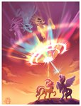 adagio_dazzle aria_blaze griffsnuff magic princess_twilight siren sonata_dusk sunset_shimmer twilight_sparkle