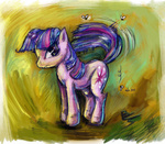 buttercupsaiyan twilight_sparkle