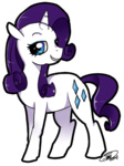 rarity sillycaracal