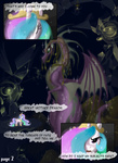 comic dragon feather-chan jewelry princess_celestia