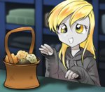 anime humanized muffin muffins_(pony) quizia
