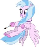 absurdres cloudyglow highres paintbrush silverstream vector