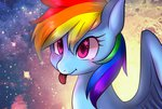 highres kanachoco rainbow_dash