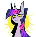egophiliac princess_twilight twilight_sparkle