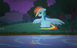 highres rainbow_dash tears tim015 vector