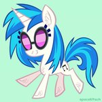 spacekitsch vinyl_scratch