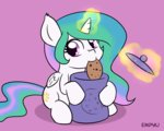 cookie empyu magic princess_celestia