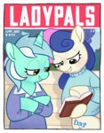 best_friends cuteosphere lyra_heartstrings magazine parody sweetie_drops