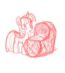 baby highres mn27 princess_flurry_heart princess_twilight sketch twilight_sparkle