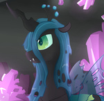 bonzoisawesome crystal queen_chrysalis